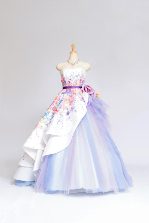 夏にぴったりなドレス